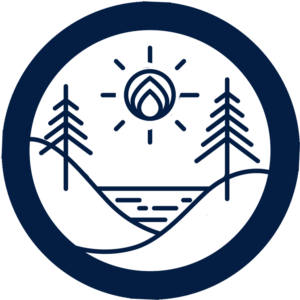 CREATION RIDGE BLUE ICON