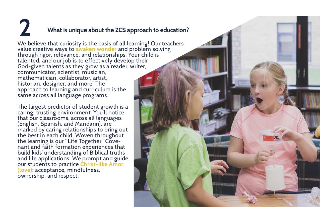 ZCS Top Ten FAQ. pg 3